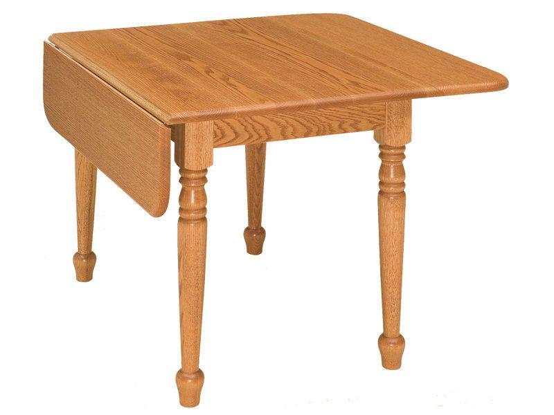 Amish Drop Leaf Leg Table