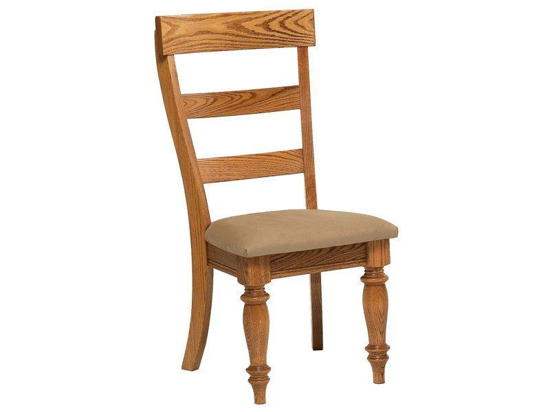 Amish Harvest Highback Chair