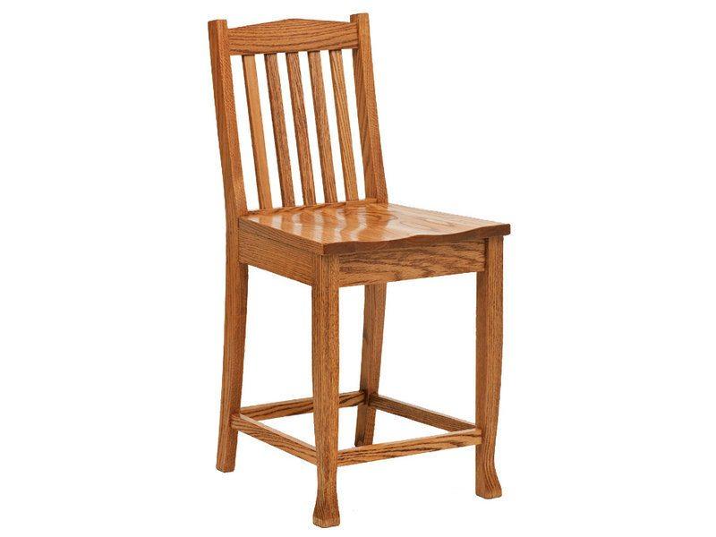 Amish Heritage Bar Chair