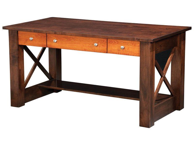 Amish Lexington Desk