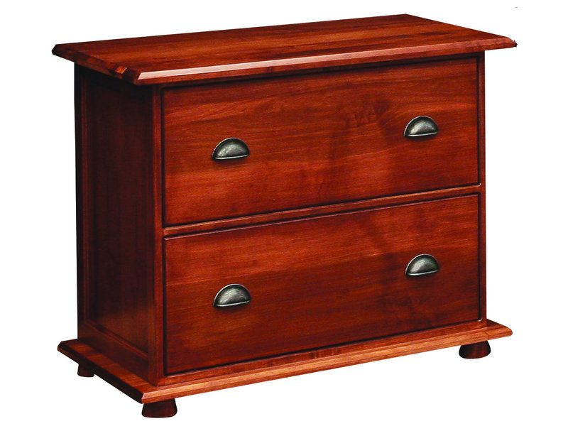 Amish Lincoln Lateral File Cabinet