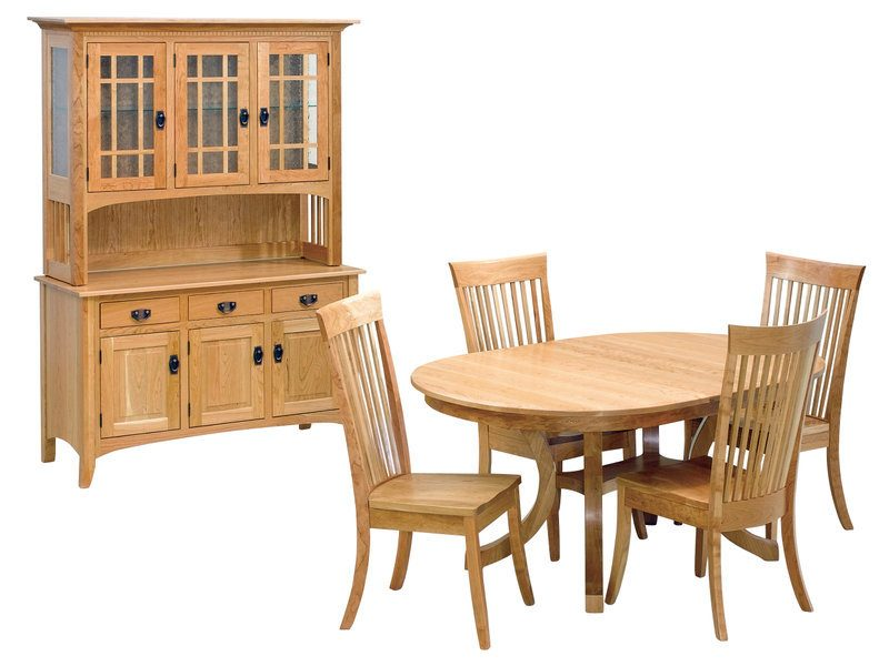 Amish Oval Carlisle Dining Collection