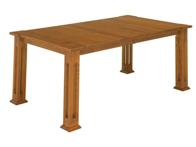 Amish Parker Mission Table