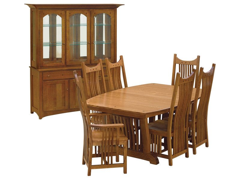 Amish Royal Mission Dining Collection