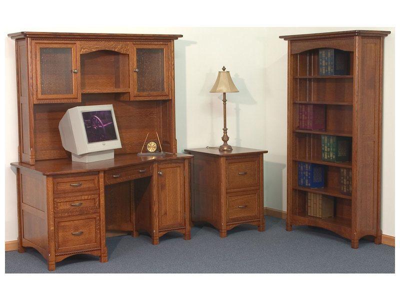 Amish West Lake Office Set