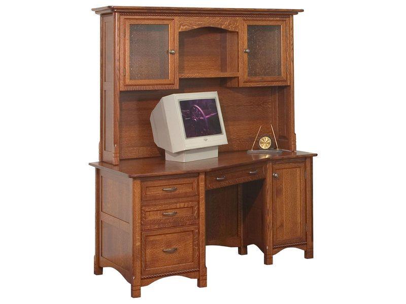 Amish Westlake Wedge Desk