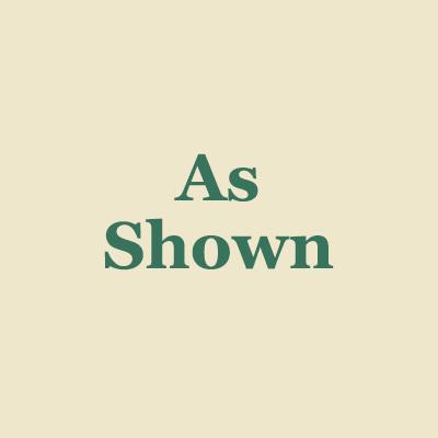 As Shown