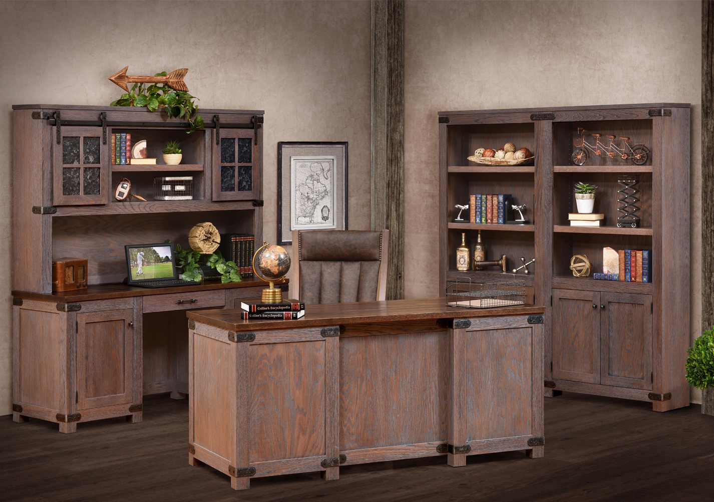 Georgetown Office Furniture: Country Charm, Urban Vibe