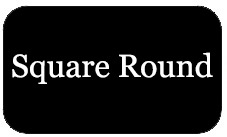 4″ Square Round on Leg Tables and 8″ Square Round on Pedestal or Trestle Tables